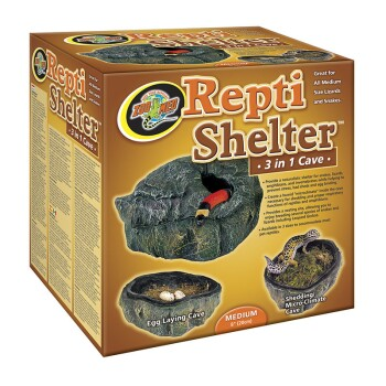 Repti Shelter 3 in 1 M