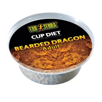 Diet Cups erwachsene Bartagame 6 x 60g