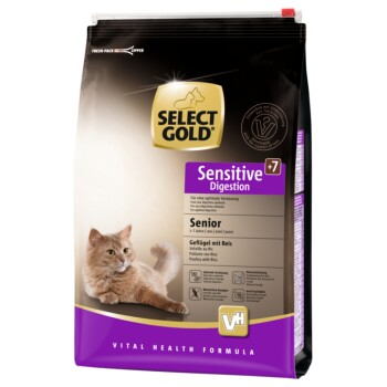 Senior Sensitive Digestion Pollame con riso 3 kg