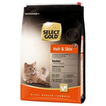 Senior Hair & Skin Volaille au saumon 3kg