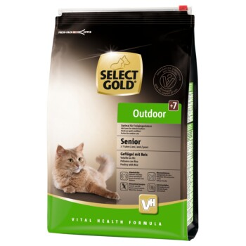 Senior Outdoor Volaille au riz 3 kg