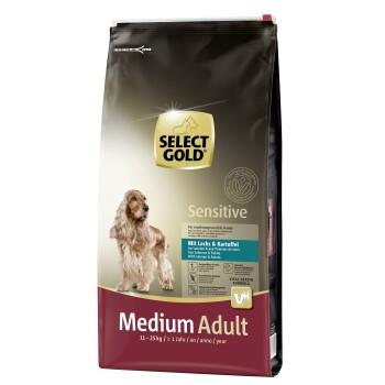 Sensitive Adulte Medium Saumon & pommes de terre 12kg