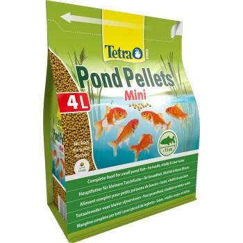 Pond Pellets Mini 4 Liter