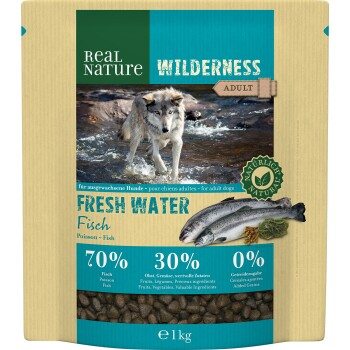 WILDERNESS Fresh Water Adult Pesce 1 kg