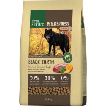 WILDERNESS Black Earth Bœuf & buffle 4kg
