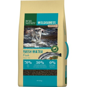 WILDERNESS Fresh Water Adult Pesce 12 kg