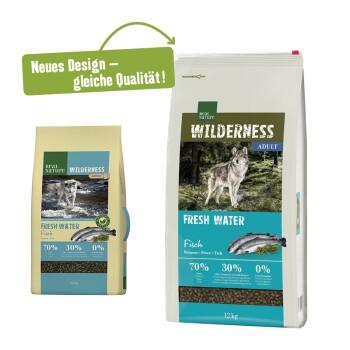 WILDERNESS Fresh Water Adult Vis 12kg