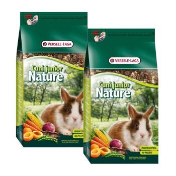 Cuni Junior Nature für Kaninchen 2x2,5kg