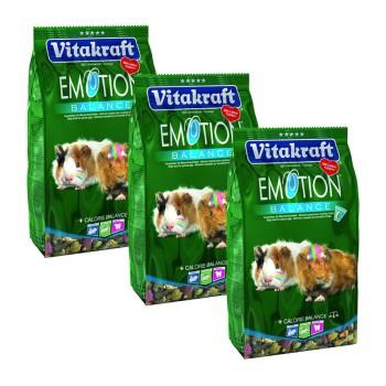 EMOTION BALANCE Meerschweinchen 3x600g