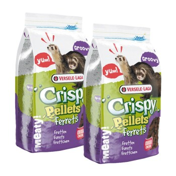 Crispy Pellets Ferrets 2 x 3 kg