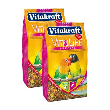 Vita Life Special African Agaporniden 2x650g