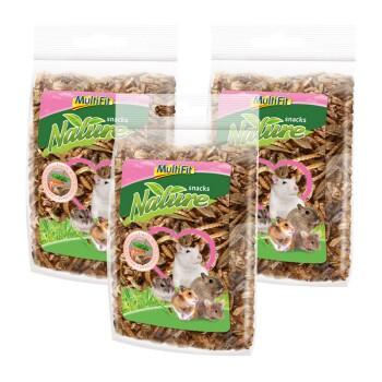 Nature snacks Eiweiß-Mix 3x10g