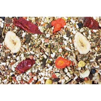 Birds Wellness-Food Papagei 3x800g