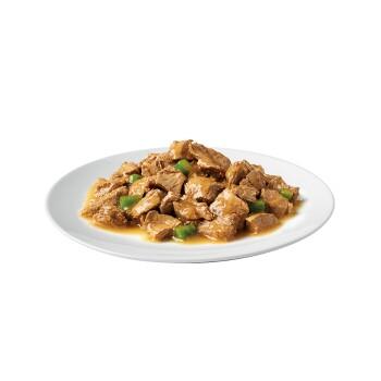 Adult 24×85g Z dużą zawartością kurczaka i fasolki szparagowej