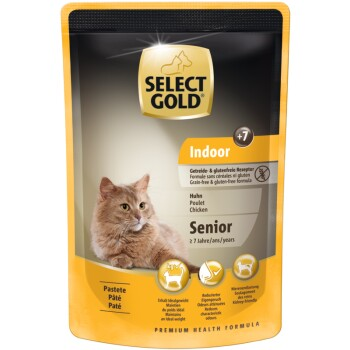 Senior Indoor +7 12 x 85 g