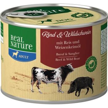 Adult 6x200g Rind & Wildschwein
