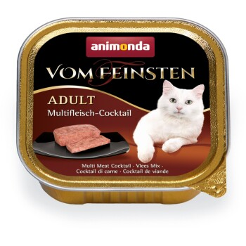 Vom Feinsten Adult 32x100g Fleischcocktail