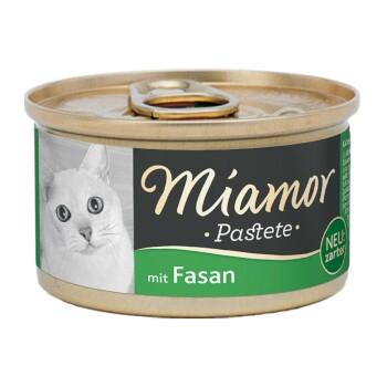 Fleischpastete 12x85g Fasan