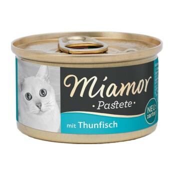 Fleischpastete 12x85g Thunfisch