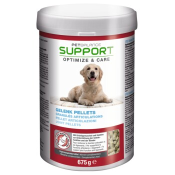 Support Gelenk Pellets 675g