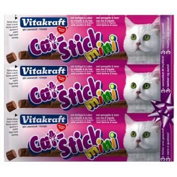 Cat-Stick mini 20x3Stück Lachs & Forelle