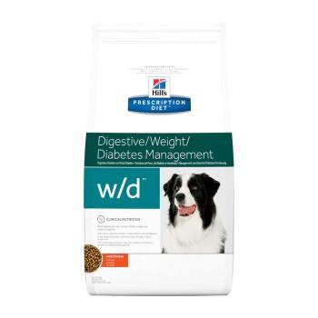 Prescription Diet Digestive/Weight/ Diabetes w/d 12kg