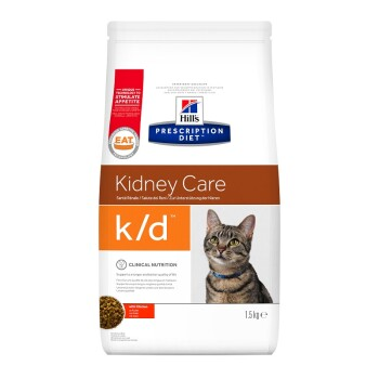Prescription Diet k/d Kidney Care 1,5kg