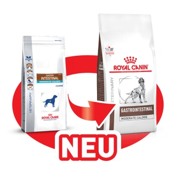 Veterinary Diet Gastro Intestinal Moderate Calorie 2kg