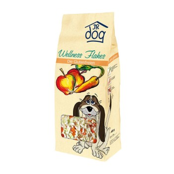 JR Dog Wellness Flakes Die Glutenfreien 400g