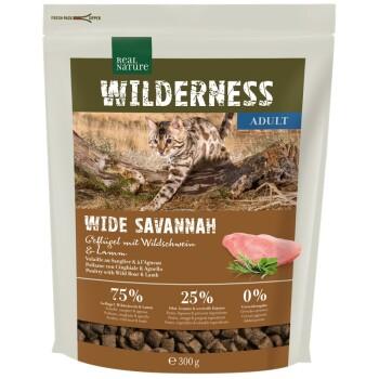 WILDERNESS Adult Wide Savannah Geflügel mit Lamm 300g