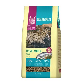WILDERNESS Adult Fresh Water Fisch 2,5kg