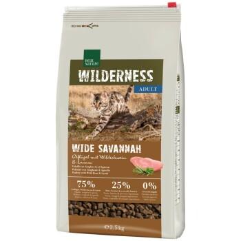 WILDERNESS Adult Wide Savannah Geflügel mit Lamm 2,5kg