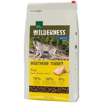 WILDERNESS Northern Turkey Adult 2,5kg