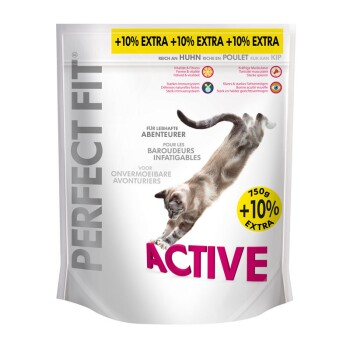 Active 750g + 10% gratis