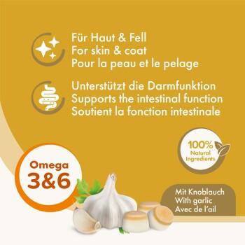 Haut- und Fellkur Bonbons 245g Knoblauch-Bonbons