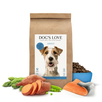 Dog´s Love Lachs & Forelle 2kg