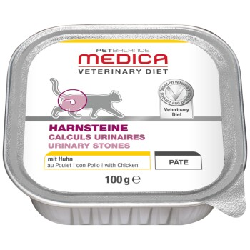 Medica Harnsteindiät 16x100g Huhn