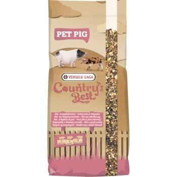 Versele Country's Best Pet Pig Müsli 17kg 17 kg