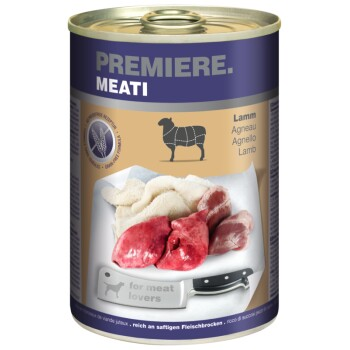 Meati 6 x 400 g JAGNIĘCINA.