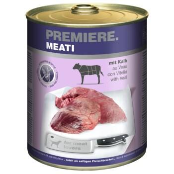Meati 6x800g Veau