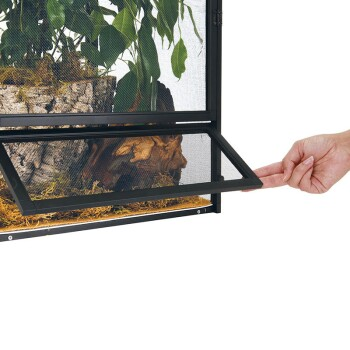 ReptiBreeze Alu Screen Cage S
