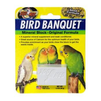 Bird Block Seed Formula 142g