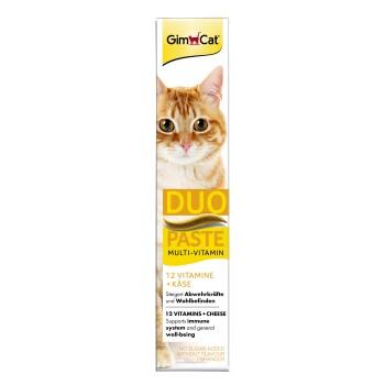Duo-Paste 2x50g Multi-Vitamin Käse + 12 Vitamine