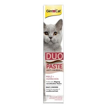 Duo-Paste 2x50g Anti-Hairball Pollo e malto