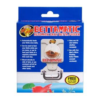 BettaMatic Futterautomat Betta