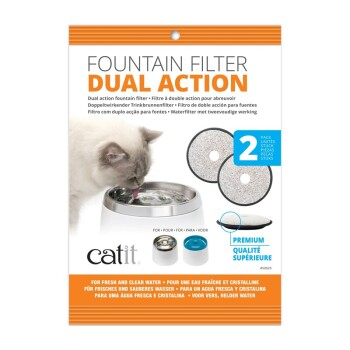 Filtro di ricambio Premium Fresh & Clear di Confezione da 2