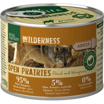 WILDERNESS Adult 6x200 g Bœuf au Kangourou