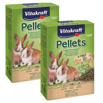 Granulki dla królików miniaturowych 2 x 1 kg