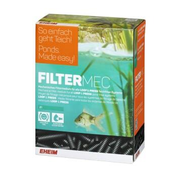 Filtermec 2 Liter für Teich