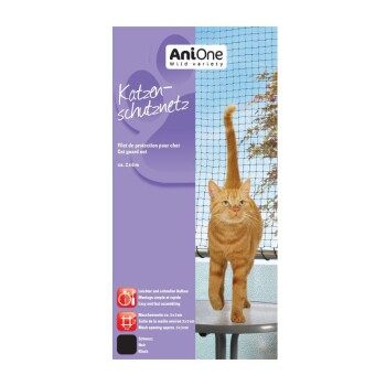 Filet de protection pour chat env. 2 x 6 m